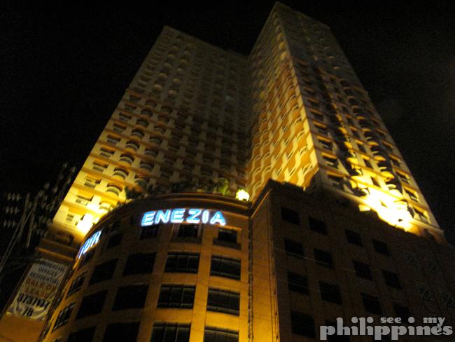 Torre Venezia Quezon City Manila Philippines