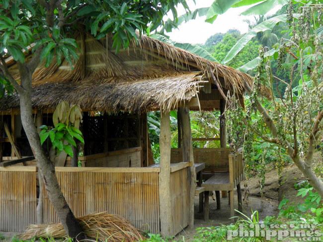 Bahay Kubo Nipa Hut