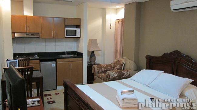 Affinity Hotel Room Angeles City