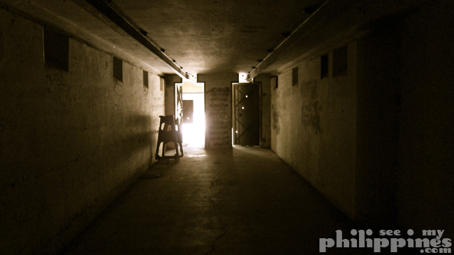 Corredigor Island Philippines Inside Battery Way
