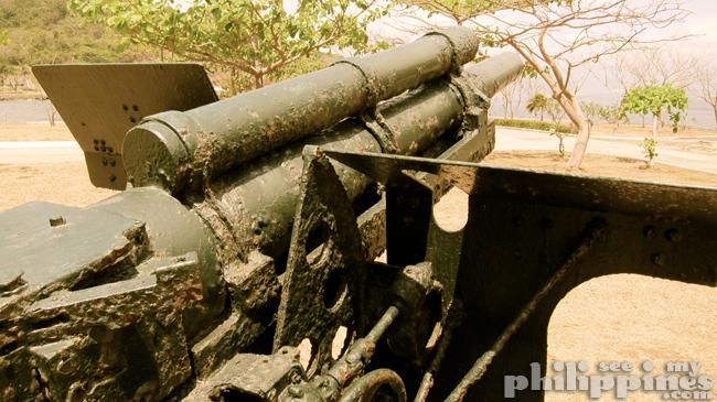 Corredigor Island Philippines World War II Relics