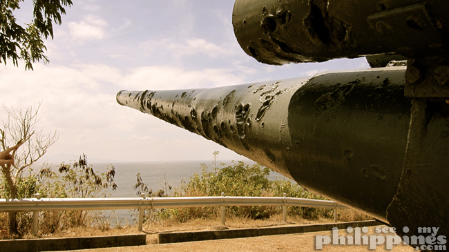 Corredigor Island Philippines World War II Relics