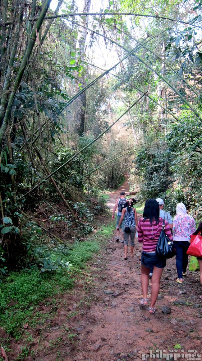 El Kabayo Waterfalls Subic Hike