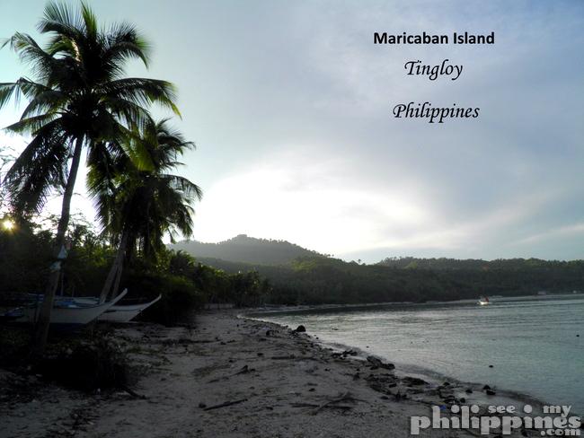 Maricaban Island Tingloy Batangas Philippines