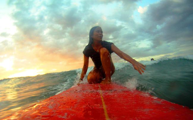 Surfista Travels Elaine Abonal