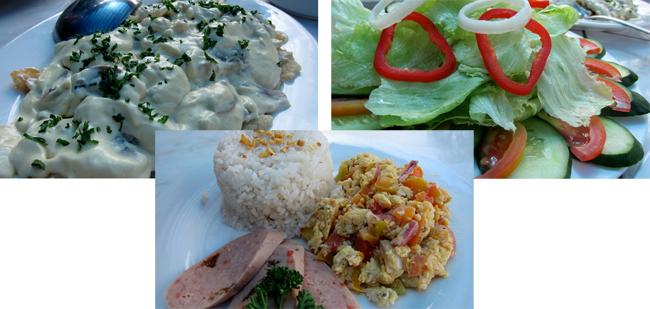 King Solomon Dive Resort Mabini Batangas Food