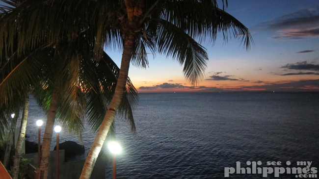 King Solomon Dive Resort Mabini Batangas Night