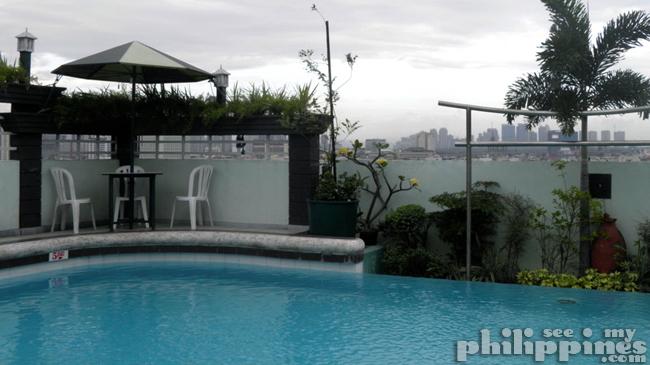 Shogun Suite Hotel Pasay Manila Pool