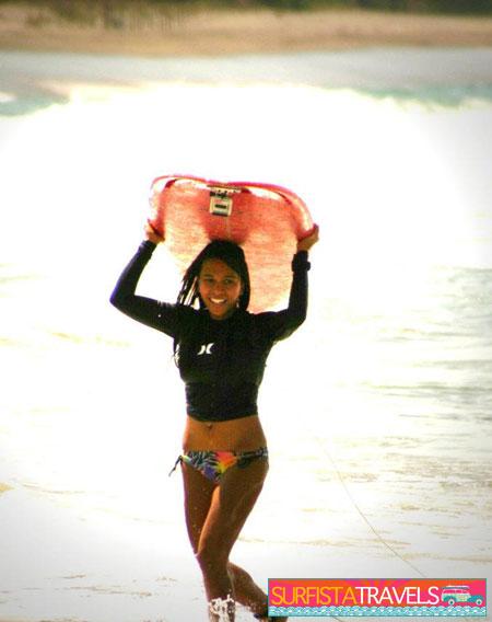 Surfista Travel Elaine Abonal