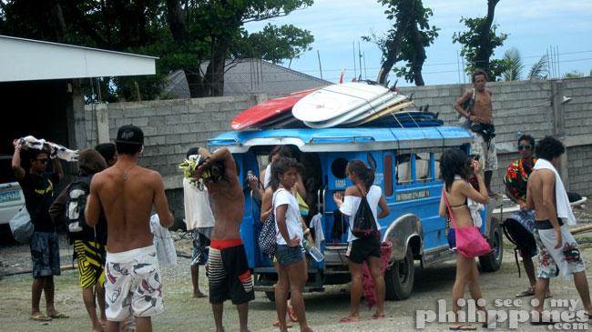 Surfista Travels Jeepney