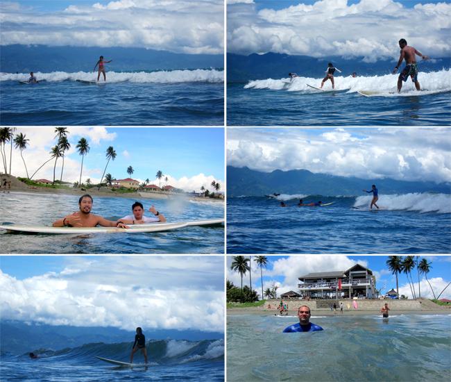 Flow SurfYogaSamba Baler Philippines
