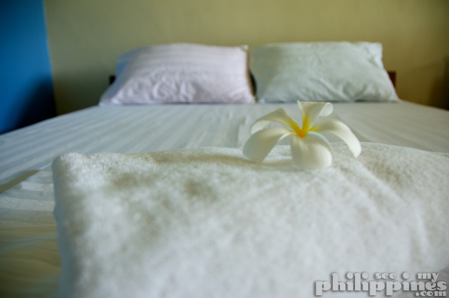 Buddhas Surf Resort Siargao Philippines Bed