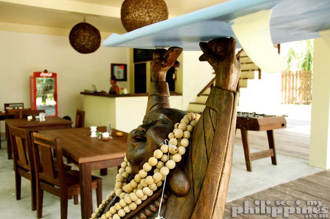 Buddhas Surf Resort Siargao Philippines Restaurant